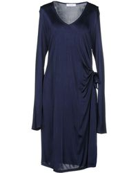 Allude - Knee-length Dresses - Lyst