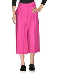 Tara Jarmon - 3/4-length Trousers - Lyst