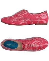 Alberto Moretti - Lace-up Shoe - Lyst