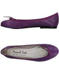 French Sole - Ballet Flats - Lyst