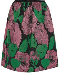 Erdem - Knee Length Skirt - Lyst