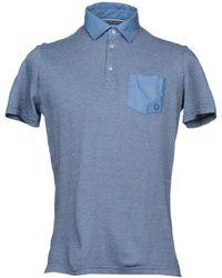 Bagutta - Polo Shirt - Lyst