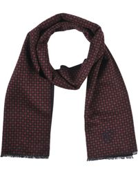 Canali - Oblong Scarf - Lyst