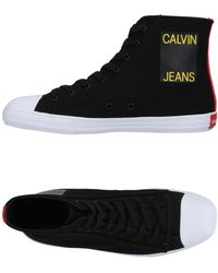 Calvin Klein Jeans - High-tops & Trainers - Lyst