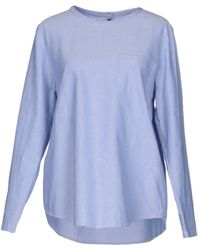 TRUE NYC - Blouse - Lyst