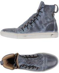 John Varvatos - High-tops & Sneakers - Lyst