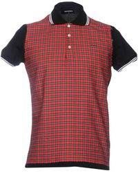 DSquared² - Polo Shirt - Lyst