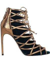Brian Atwood - Bottines - Lyst