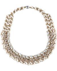Stefanel - Necklaces - Lyst