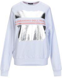 Alessandro Dell'acqua - Sweatshirt - Lyst