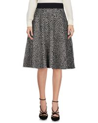 Marella - Knee Length Skirts - Lyst