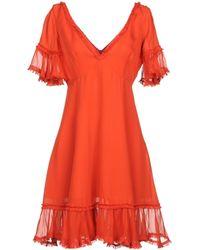 Cinq À Sept - Short Dress - Lyst
