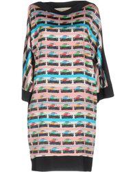 Shirtaporter | Short Dresses | Lyst