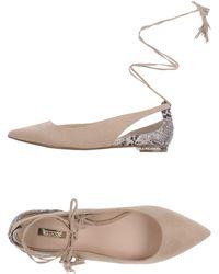 Guess - Ballet Flats - Lyst