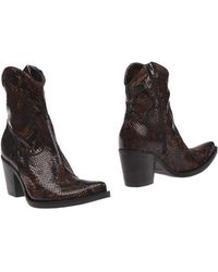 Donna Più - Ankle Boots - Lyst