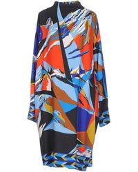 Emilio Pucci - Knee-length Dresses - Lyst
