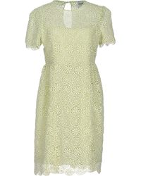 Si-jay - Short Dress - Lyst
