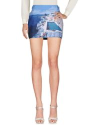 Orlebar Brown - Mini Skirts - Lyst