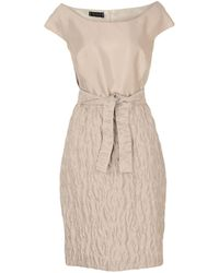 Botondi Milano - Knee-length Dress - Lyst
