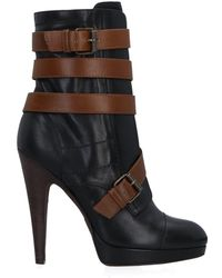 Rodolphe Menudier Ankle Boots - Black