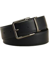 662874b41c7f Cinturones Armani Exchange de hombre desde 29 € - Lyst