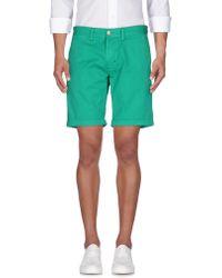 Sun 68 - Bermuda Shorts - Lyst