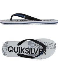 Quiksilver - Toe Strap Sandal - Lyst