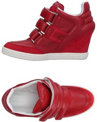 Katie Grand Loves Hogan - Low-tops & Trainers - Lyst