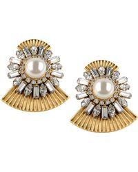 Elizabeth Cole | Earrings | Lyst