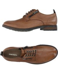 DIESEL - Lace-up Shoes - Lyst