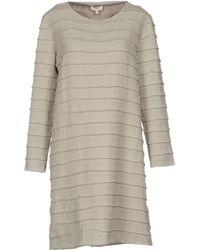 INTROPIA - Short Dress - Lyst