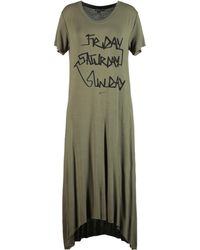 Relish - 3/4 Length Dress - Lyst