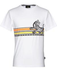 cc9bcd62 Men's Class Roberto Cavalli T-shirts Online Sale - Lyst