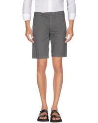 TRUE NYC - Bermuda Shorts - Lyst