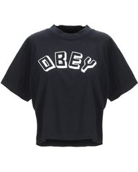 Obey T-shirt - Black