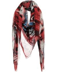 Just Cavalli - Square Scarf - Lyst