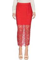 Ermanno Scervino - 3/4 Length Skirt - Lyst