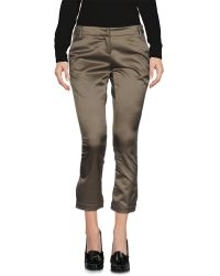 Guess - 3/4-length Trousers - Lyst