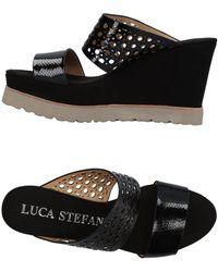 Luca Stefani - Sandals - Lyst