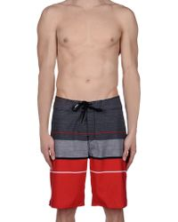 Rip Curl Beach Shorts And Trousers - Red