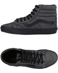 Vans - Sneakers abotinadas - Lyst