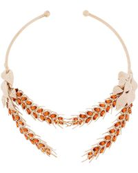 Valentino - Necklace - Lyst