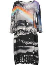 Mary Katrantzou - Short Dress - Lyst
