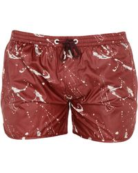 Obvious Basic - Swim Trunks - Lyst