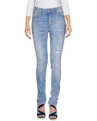 Neuw - Denim Trousers - Lyst