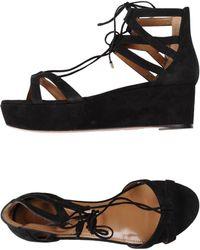 Aquazzura - Sandals - Lyst