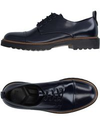 Armani - Lace-up Shoe - Lyst