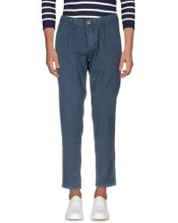 0/zero Construction - Denim Pants - Lyst