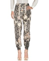 Shirtaporter - Casual Pants - Lyst