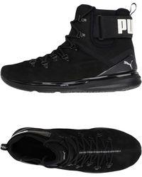 f1f615981d0 Lyst - PUMA X Ueg Hi-top Sneakers in Black for Men